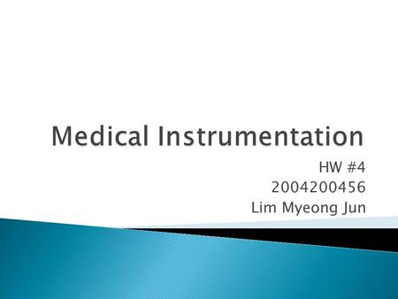 HW #4 2004200456 Lim Myeong Jun.  Electromagnetic Spectrum  Radiation Thermometer.