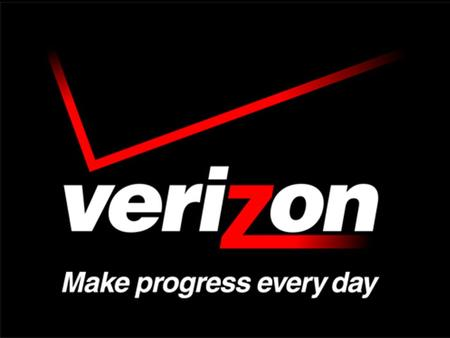 Brief History of Verizon Communications Inc. Formed as a result of a merger between Bell Atlantic and GTE on July 27 th, 1998 One of the largest American.