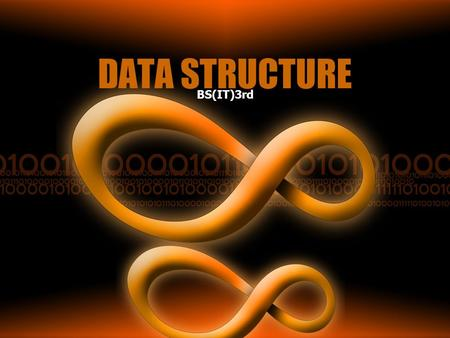 DATA STRUCTURE BS(IT)3rd. Tree An Introduction By Yasir Mustafa Roll No. BS(IT) 2007-11 Bahauddin Zakariya University, Multan.