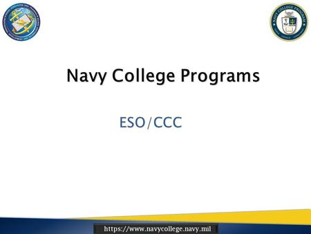 Https://www.navycollege.navy.mil Navy College Programs.