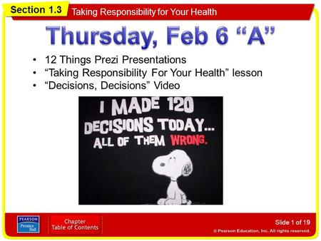 "Thursday, Feb 6 ""A"" 12 Things Prezi Presentations"