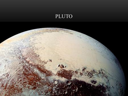 PLUTO. Percival Lowell started the discovery of Pluto deemed Planet X in 1894 till his death in 1916. The search for Planet X did not resume until until.