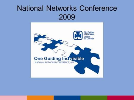 National Networks Conference 2009. What are Networks and Why Does GGC have Them? Member Led-Staff Managed: A Governance Theory and Model.
