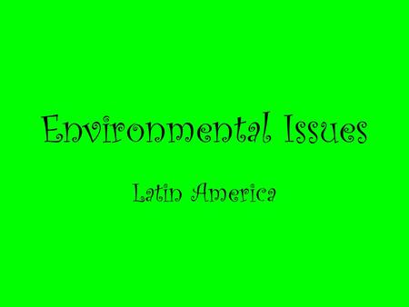 the environmental issues of america Environmental reform the early 1970s saw a series of public service announcements designed to increase public awareness of environmental issues  america had.