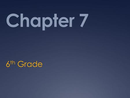 Chapter 7 6 th Grade. Section 1  Weather is the condition of the atmosphere at a certain time and place.  This condition is affected by the amount of.