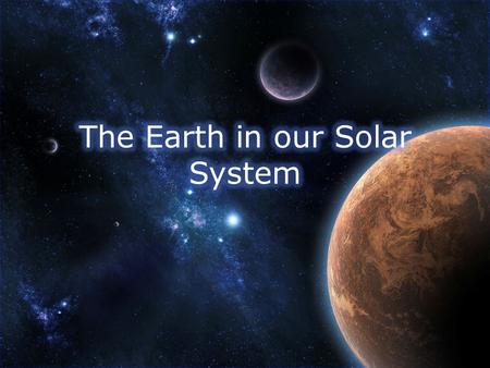 Words to Know revolution orbit axis season rotation phase tilt solar system.