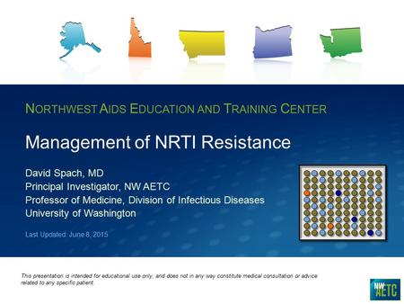Management of NRTI Resistance
