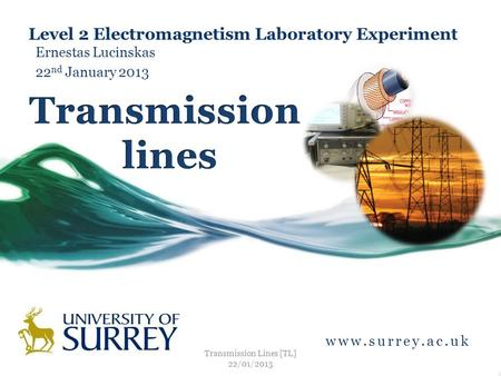 Level 2 Electromagnetism Laboratory Experiment