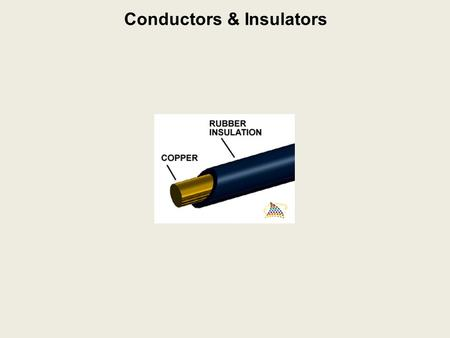 Conductors & Insulators. Electrical Conductors Objects that allow electrical charge to flow easily.