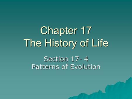 Biology the study of life prentice hall