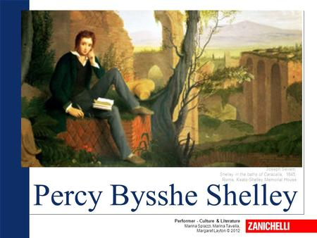 Percy Bysshe Shelley Beowulf