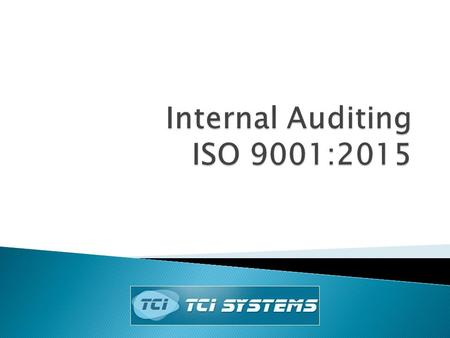 ISO 9001:2015 refers to documented information and retained documented information. Other documentation may be required by an organization in order to.