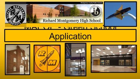 MAEOE - Green School Application. Richard Montgomery High School Top 5 Accomplishments 1st place of Lead By Example Contest This is a year-long, comprehensive.