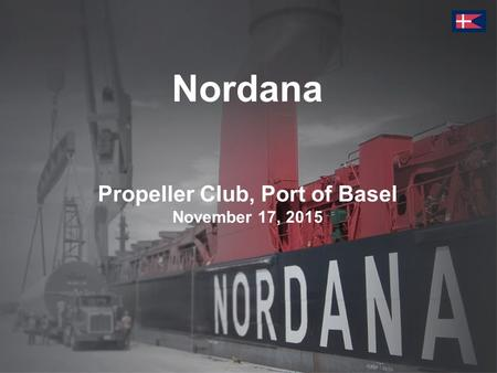Propeller Club, Port of Basel