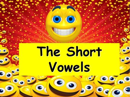 The Short Vowels Short A Ant on the Apple / ă/ Words with /ă/