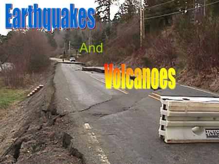 And. Defining Earthquakes Shaking and trembling of the earth's crust. The waves travel in all directions More than 1,000,000 occur a year or one every.