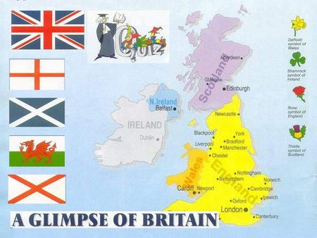 1. How many countries are there in the United Kingdom and Northern Irelend?