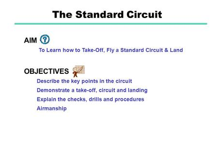 The Standard Circuit AIM OBJECTIVES