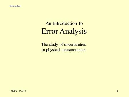 guide to the expression of uncertainty in measurement iso