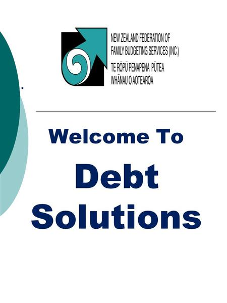 . Welcome To Debt Solutions. The Goat, The Wolf and The Cabbage.