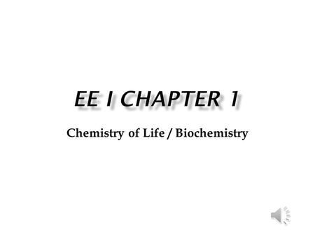 Chemistry of Life / Biochemistry The Scientific Method is a logical problem solving system that scientists are expected to use as they conduct research.