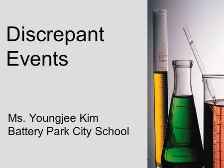 Ms. Youngjee Kim Battery Park City School