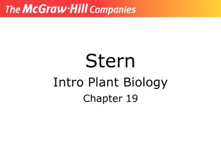 Stern Intro Plant Biology Chapter 19. Question 1 Fungi in the Division Zygomycota have coenocytic hyphae. A. True B. False.
