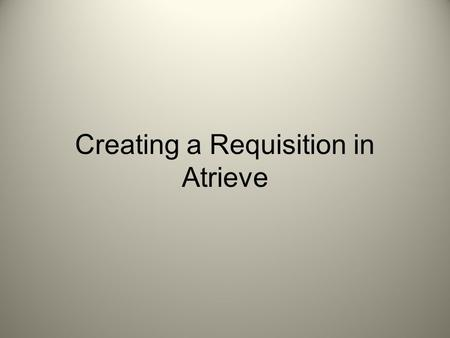 Creating a Requisition in Atrieve. Open your web browser and go to www.sd5.k12.mt.us and click on the KPS Employee Portal.