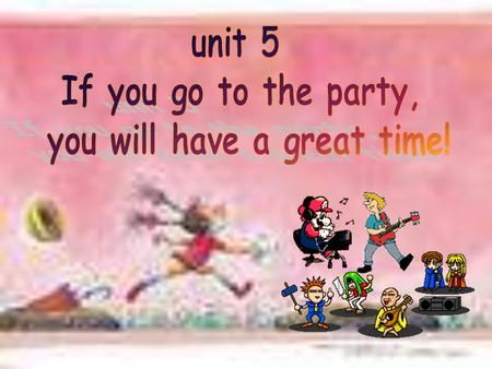 Teaching aims: Talk about the rules for school party Important points: the rules for school party Difficult points: Talk about your school party's rules.