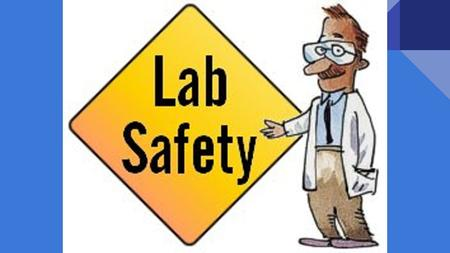 Always wear an apron or protective clothes when working with chemicals.