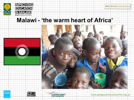 Malawi - 'the warm heart of Africa'. Where is it?