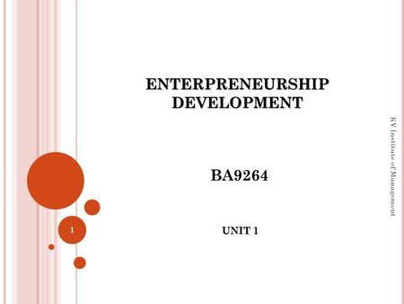 role of enterpreneurship in economic development [3] this issue of the role that markets play in the process of growth is relevant to  the public-policy question of what institutions foster economic.
