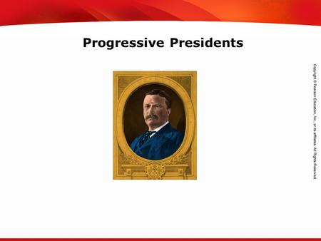 TEKS 8C: Calculate percent composition and empirical and molecular formulas. Progressive Presidents.