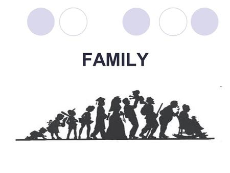 FAMILY. Picture description Useful vocab Get on with – to have a friendly relationship with somebody e.g. Parents aren't easy to get on with. I find.