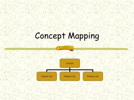 "Concept Mapping concept Related Link. Opening Questions What does it mean when a student says ""I understand?"" Does it mean something different for every."