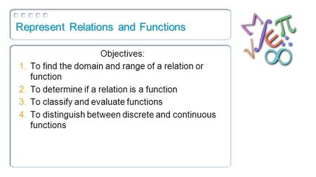 relations and functions worksheet - streamclean.info
