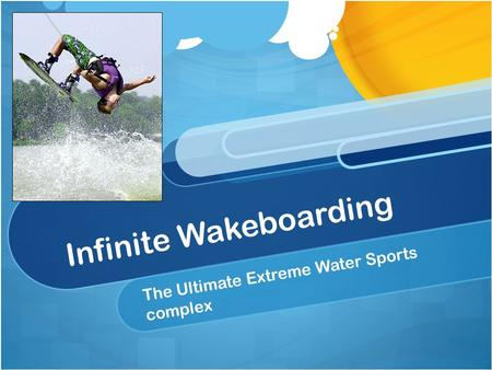 Infinite Wakeboarding