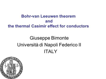 Bohr-van Leeuwen theorem and the thermal Casimir effect for conductors