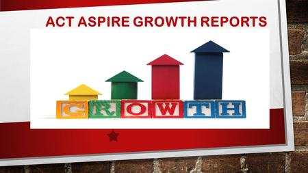ACT ASPIRE GROWTH REPORTS. DISTRICTS AND SCHOOLS THAT PARTICIPATED IN ACT ASPIRE ASSESSMENTS (READING, MATH, ENGLISH, SCIENCE AND WRITING) WITH AN N COUNT.