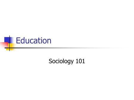 Education Sociology 101. People 25 years of age and over with a high school diploma increased from 41 percent in 1960 to more than 84 percent in 2000.