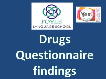 Parents' findings Is there enough support and information for parents regarding drug use?