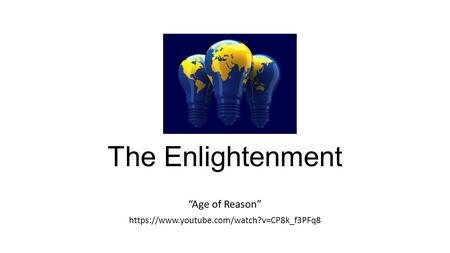 """Age of Reason"" https://www.youtube.com/watch?v=CP8k_f3PFq8"