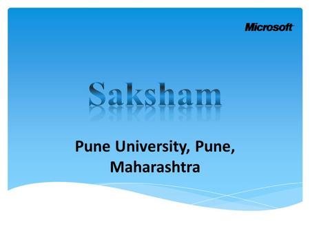 Pune University, Pune, Maharashtra.  Location : Pune University, Pune  State: Maharashtra  Batch Start Date: 11-06-2012  Batch End Date: 21-06-2012.