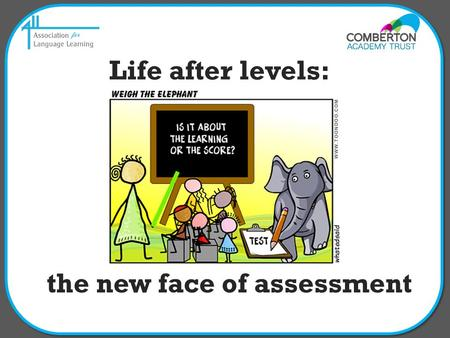 the new face of assessment