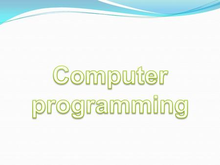 Fundamentals and History of C  C is developed by Dennis Ritchie  C is a structured programming language  C supports functions that enables easy maintainability.