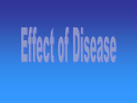 Definition of disease A disease is an abnormal condition of an organism that impairs bodily functions, associated with specific symptoms and signs. It.