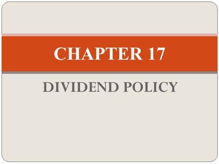 Fpl's Dividend Decision Essay
