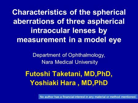 Futoshi Taketani, MD,PhD,
