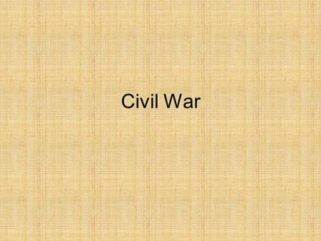 "Civil War. ""Confederacy"" was the name given to which side, the North or South?"