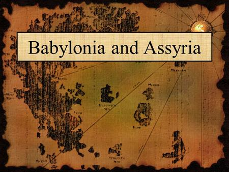 Babylonia and Assyria. The Two Empires of Mesopotamia After the Sumerians were defeated, Mesopotamia had two main empires: Babylonia and Assyria. An empire.